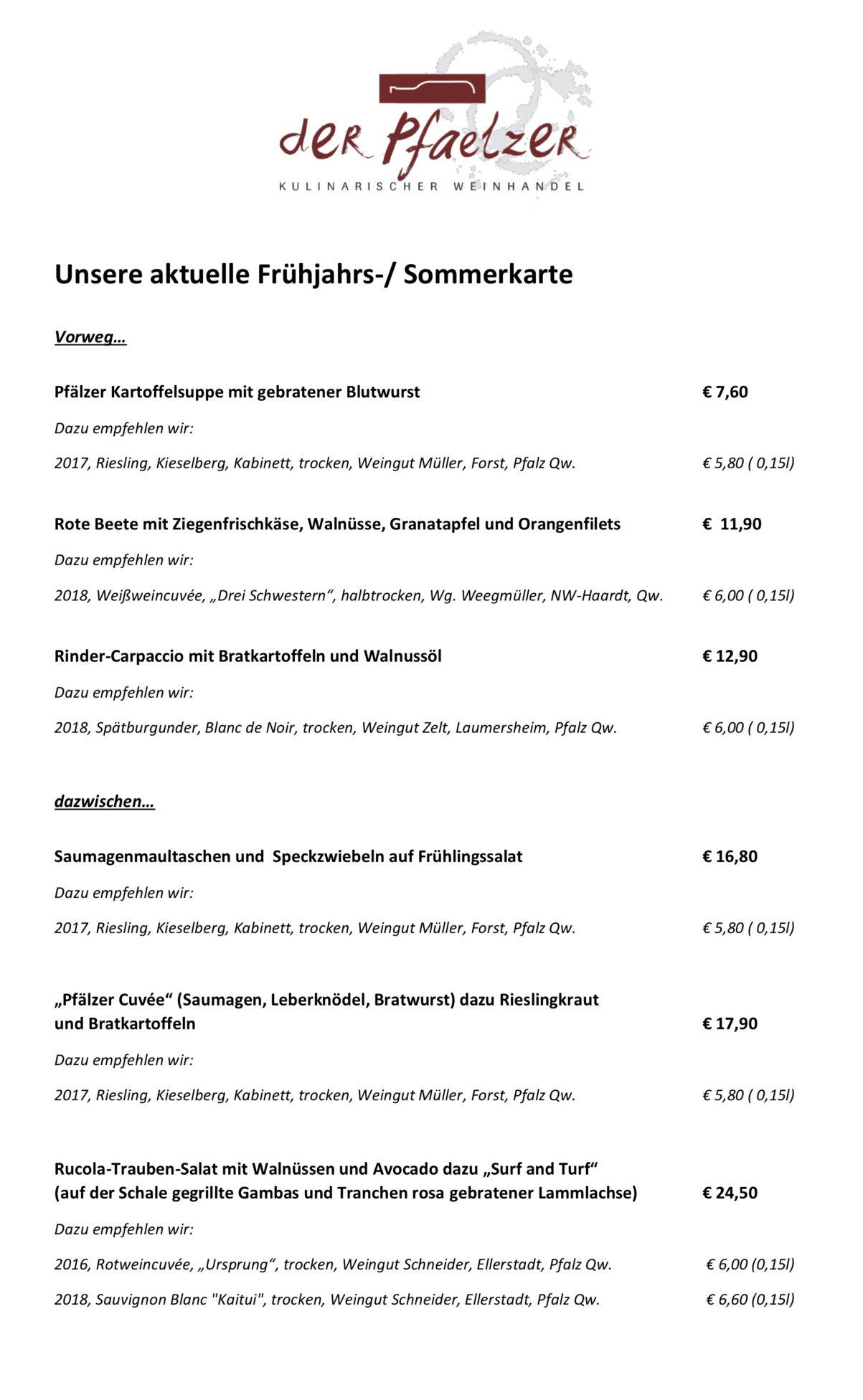 Speisekarte Frühjahr-Sommer 2019_1